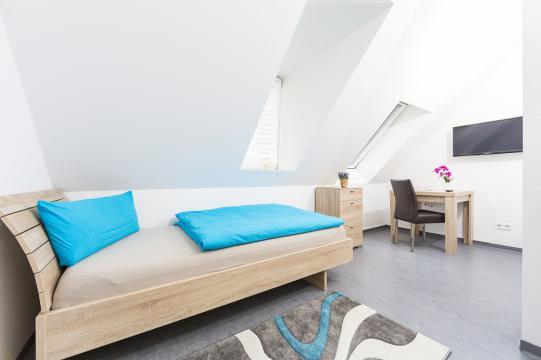 MONTAGO Mannheim Beispiel Einzelzimmer